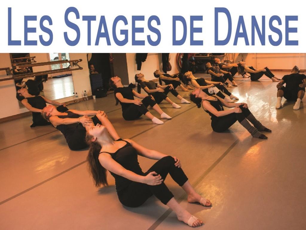 Stages de danse