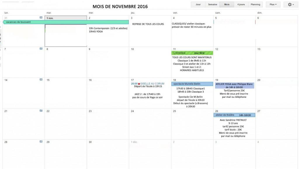 agenda-novembre-2016